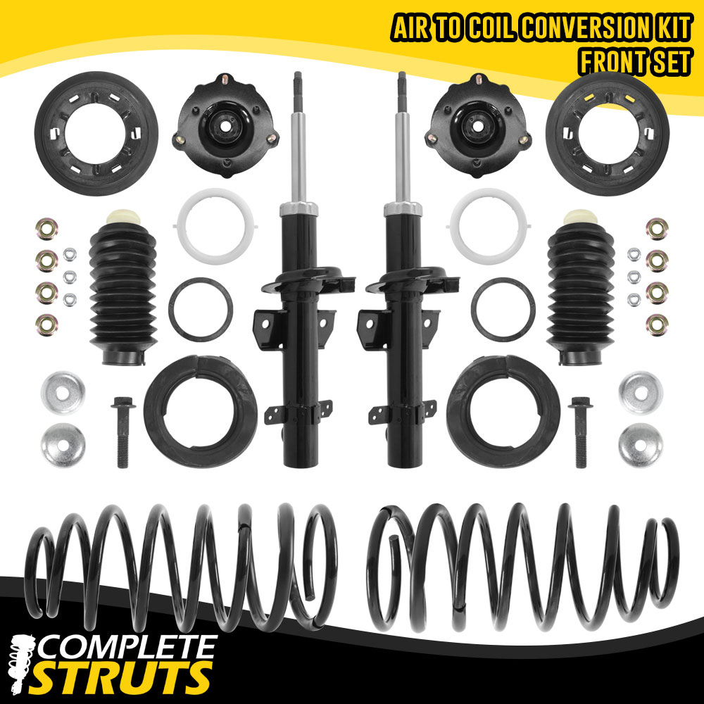Premium Suspension Magnetic and Air spring conversion kits