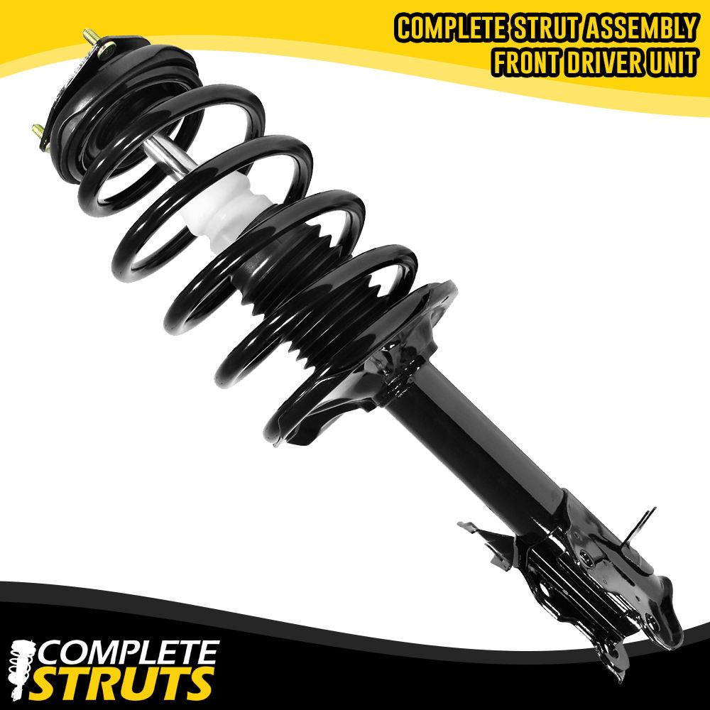 Full Set 4pc Front /& Rear Complete Strut /& Spring Assembly fit for 2002-2006 Nissan Sentra